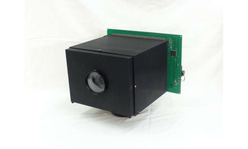 A camera that powers itself!