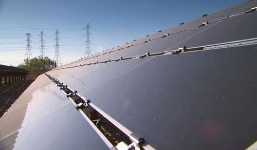 A 'clear path' to solar power