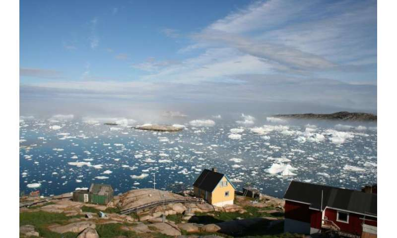Adaptation to high-fat diet, cold had profound effect on Inuit, including shorter height