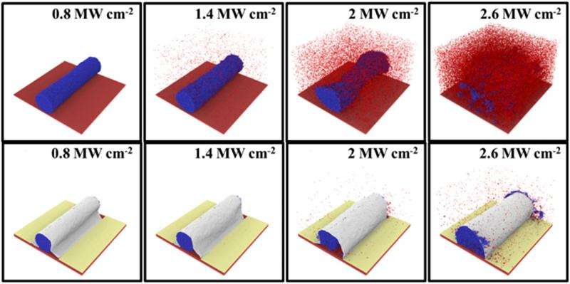 Advance could bring commercial applications for silver nanowires