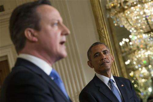 After Paris attacks, US and UK discuss privacy vs. security