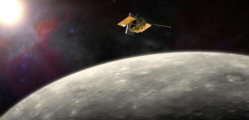 After ten years, spacecraft will end life as just another crater on Mercury's surface
