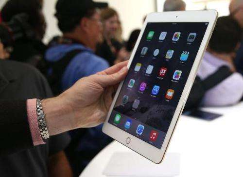 After the euphoria around tablets in 2013, the market has slowed