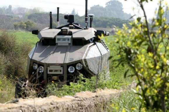 AI expert calls on colleagues to take a stand on autonomous killer robots