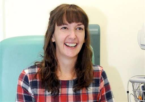 Ailing Ebola nurse in UK may be rare case of relapse