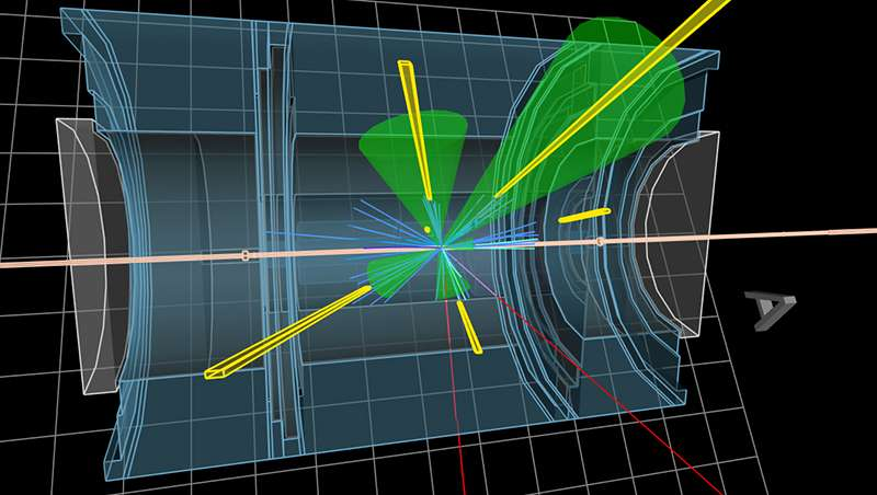 ALCF helps tackle the Large Hadron Collider's big data challenge
