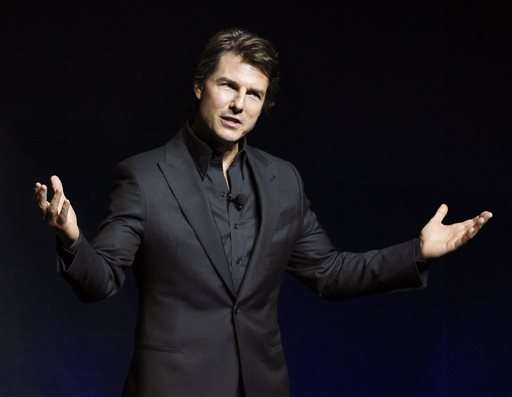 Alibaba investing in 'Mission: Impossible -- Rogue Nation'