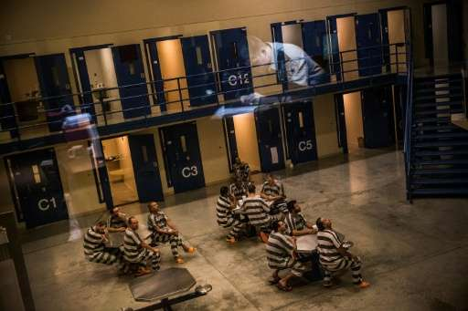 America's overloaded prisons and the struggles of its judicial system are coming under the political spotlight
