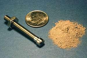 Ames Laboratory-developed titanium powder processing gains international customer base