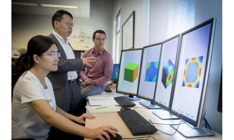 AnalySwift launches Purdue software to speed modeling of composite materials, structures