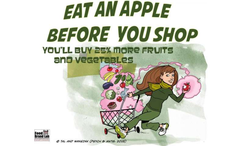 An apple a day brings more apples your way