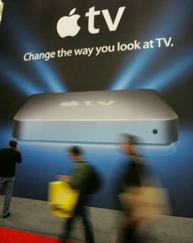 An Apple TV revamp that may signal a push into the online television streaming sector, dominated by Netflix