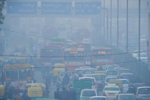 Anger and alarm are rapidly rising throughout sprawling New Delhi over the air quality that the World Health Organization has ra