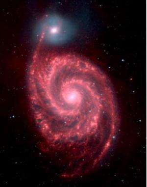 An infrared atlas of interacting galaxies