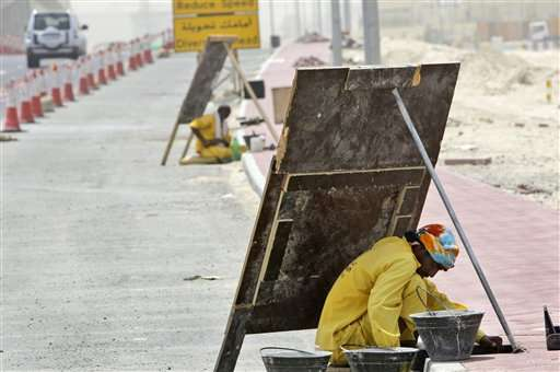 An intolerable unimaginable heat forecast for Persian Gulf