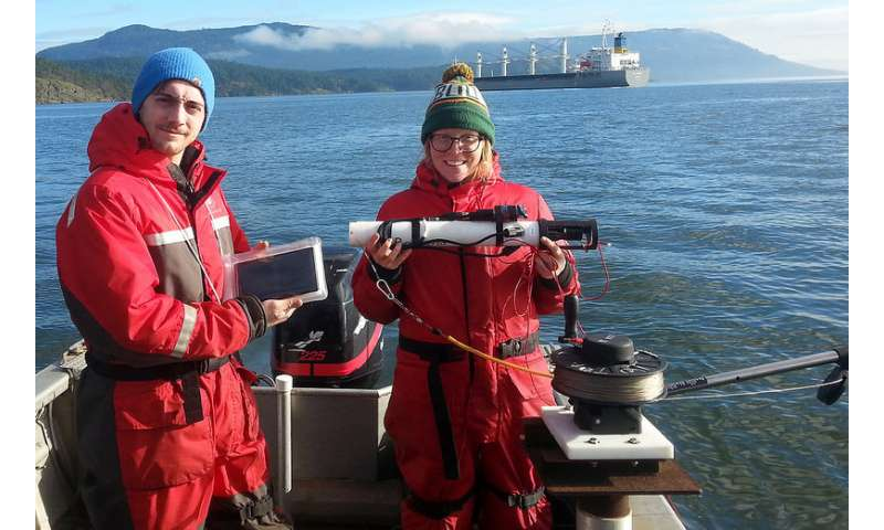 App helps citizen scientists collect ocean data