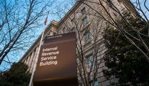 AP sources: IRS believes identity thieves from Russia