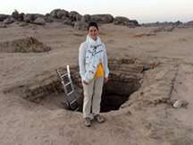Archaeologist begins dig in the Sudan, Nile River Valley area