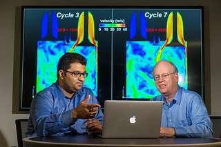 Argonne pushing boundaries of computing in engine simulations
