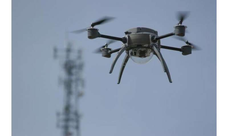Armed police drones—we need to keep careful watch of these eyes in the sky