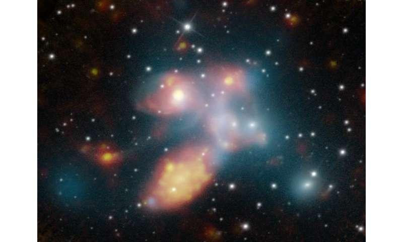 A sparkling quintet