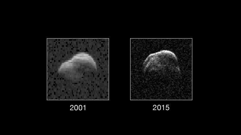 Asteroid looks even better second time around