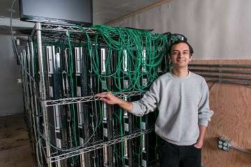 A supercomputer in the palm of your hand