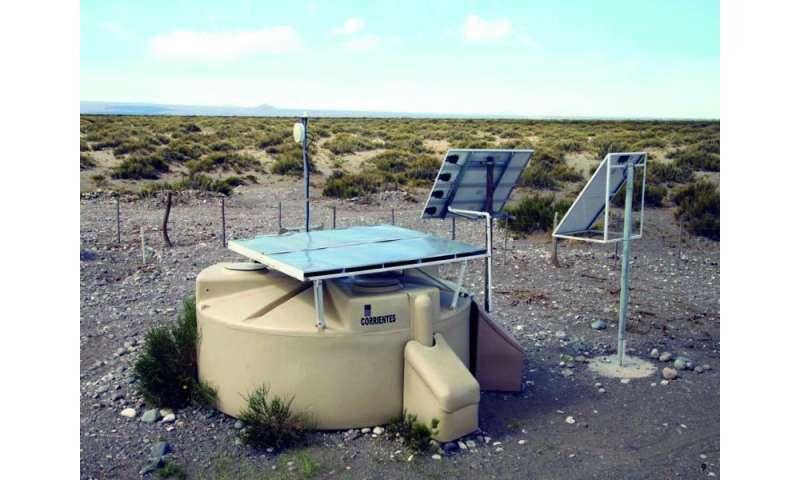 AugerPrime Looks for Cosmic Superaccelerators