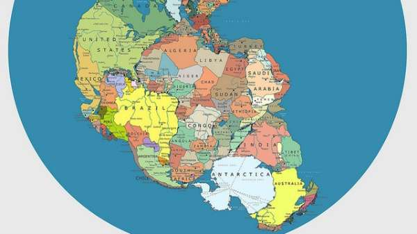 Australia on path to join supercontinent 'Amasia'