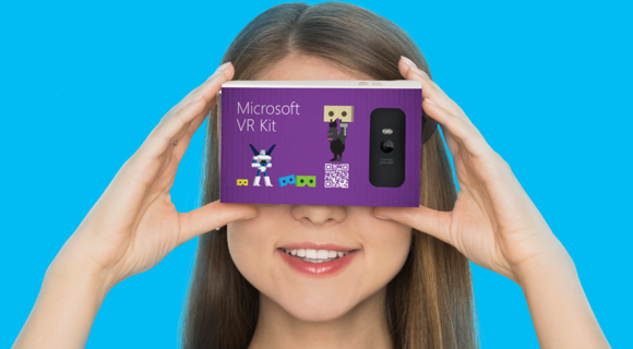 A VR Kit from Microsoft? May be budget-worthy contender