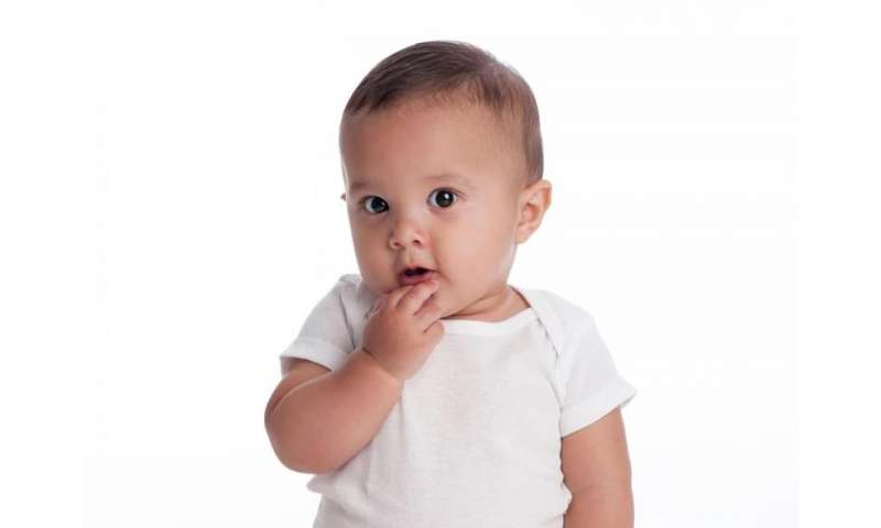 Babies have logical reasoning before age one, study finds