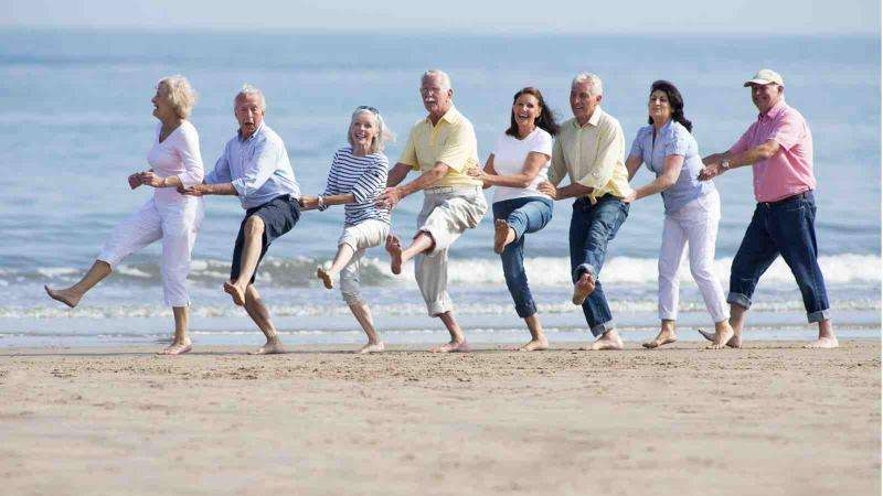 Baby boomers open up about old age