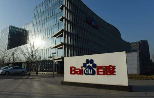Baidu has been investing heavily to provide services through the Internet, including food delivery and movie ticket booking