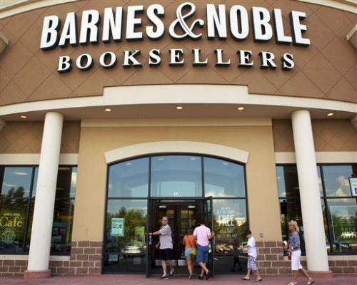 Barnes & Noble to keep Nook digital business after all