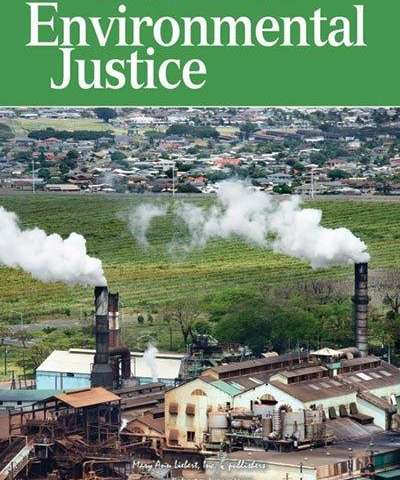 Basic energy rights for low-income populations proposed in Environmental Justice journal