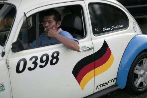 Beetle aficionados can still find a few Beetle taxis but they have to venture into tourist towns such as Acapulco