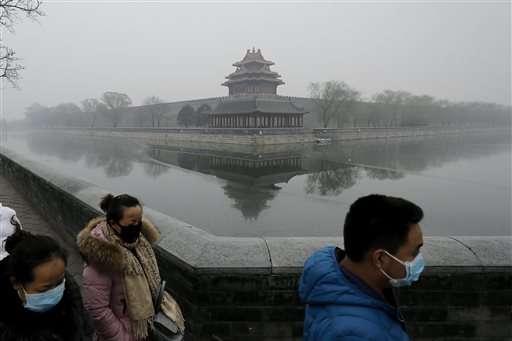 Beijing authorities use technology in pollution battle