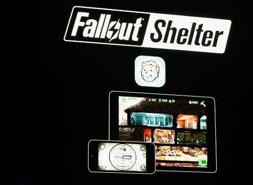 "Bethesda Softworks announced that ""Fallout Shelter"" became the most downloaded game in 48 countries, and the most down"