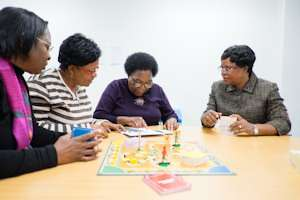 Bid to cut childbirth mortality with game for African midwives