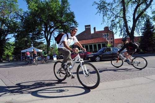 Bike-to-work events offer chance to explore barriers to cycling