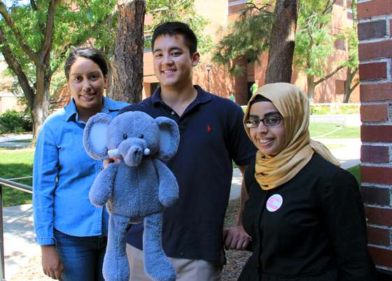 Biomedical students develop therapeutic toy for auditory disabilities
