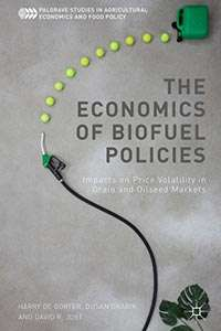 Book details how biofuel policies affect food prices