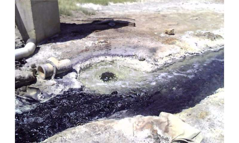Brackish groundwater important to West Texas