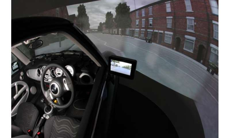 Brains behind the wheel -- could virtual reality teach us to avoid real life accidents?
