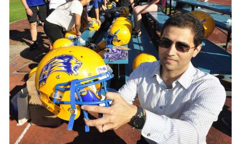 BrainShield to enhance football helmet effectiveness