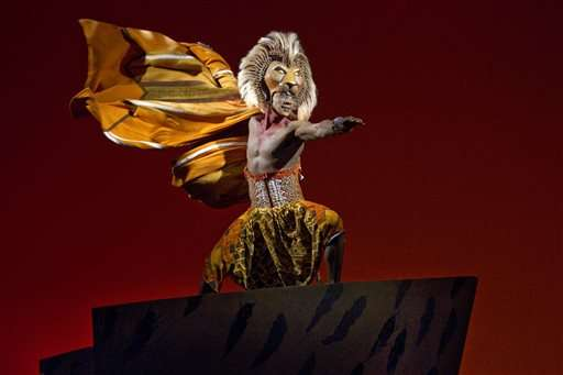 Broadways The Lion King Pushes Into Virtual Reality