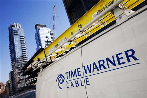 Cable company Charter buying Time Warner Cable for $55.3B