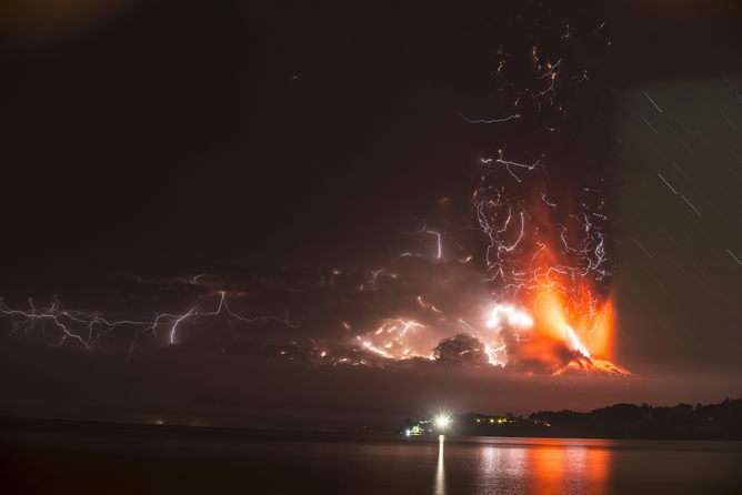 Calbuco volcano – evacuations and air-traffic disruption follow eruption
