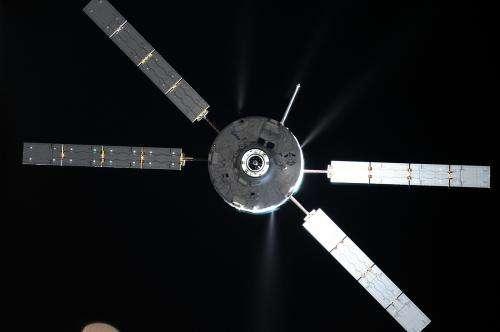Camera to record doomed ATV's disintegration from inside