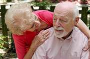 Cancer patient's health affected by spouse's mood